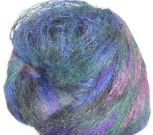 Rowan Kidsilk Creation Stripe Yarn - 353 Frost