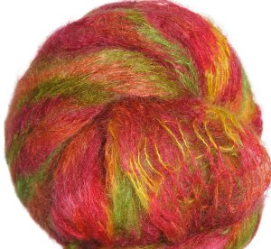 Rowan Kidsilk Creation Stripe Yarn - 355 Circus