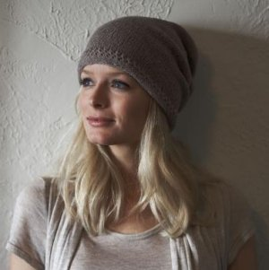 Imperial Yarn Patterns - Slouchy Hat Pattern