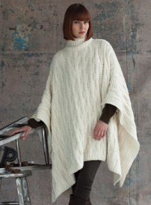 Plymouth DeAire Poncho Kit - Women's Pullovers
