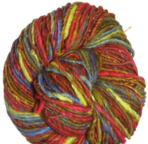 Noro Iro Yarn - 119 Orange/Blue/Gold
