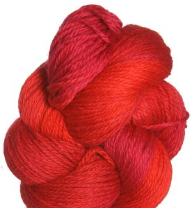Lorna's Laces Shepherd Worsted Yarn - '12 June - Stitch Red