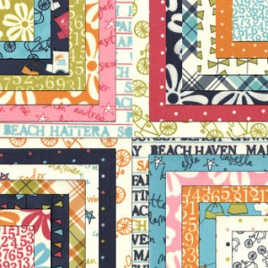 Sweetwater Lucy's Crab Shack Precuts Fabric - Charm Pack