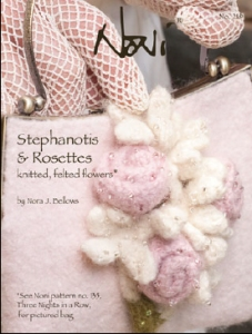 Noni Patterns - Stephanotis and Rosettes Pattern