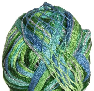 Euro Yarns Broadway Yarn - 03 Jade, Lime, Blue