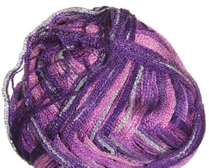 Euro Yarns Broadway Yarn - 04 Pink, Violet, Purple