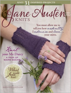 Spin Off Magazine - Jane Austen Knits Summer 2012