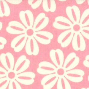 Sweetwater Lucy's Crab Shack Fabric - Aloha - Blossom (5484 34)
