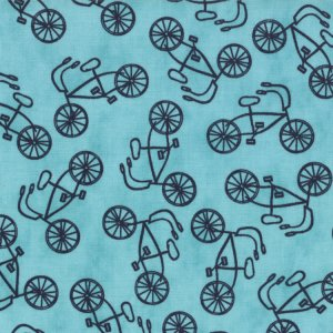 Sweetwater Lucy's Crab Shack Fabric - Cruiser - Ocean (5487 12)