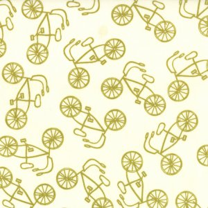 Sweetwater Lucy's Crab Shack Fabric - Cruiser - Cream Green (5487 23)