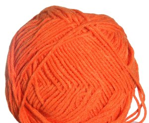 Crystal Palace Bunny Hop Yarn - 4105 Mandarin Orange