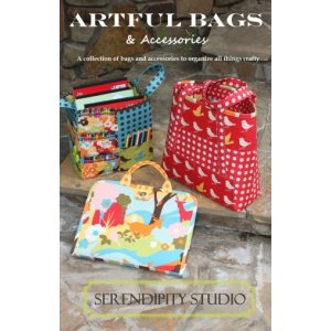 Serendipity Studio Sewing Patterns - Artful Bags & Accessories Booklet Pattern