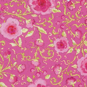 Dena Designs Pretty Little Things Fabric - Sophia - Pink