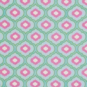 Dena Designs Pretty Little Things Fabric - Ella - Teal