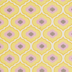 Dena Designs Pretty Little Things Fabric - Ella - Yellow