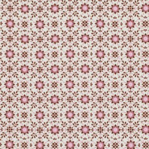 Dena Designs Pretty Little Things Fabric - Daisy - Brown
