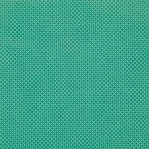 Denyse Schmidt Chicopee Fabric - Cross Square - Green