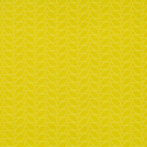 Denyse Schmidt Chicopee Fabric - Dotted Leaf - Lime