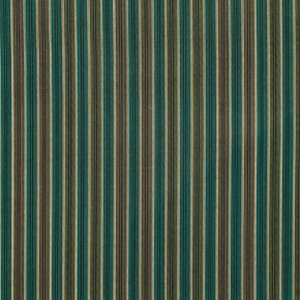 Denyse Schmidt Chicopee Fabric - Shirt Stripe - Green