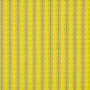Denyse Schmidt Chicopee Fabric - Heatwave Stripe - Lime