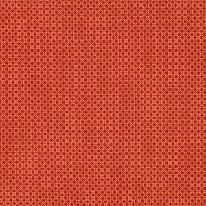 Denyse Schmidt Chicopee Fabric - Cross Square - Red