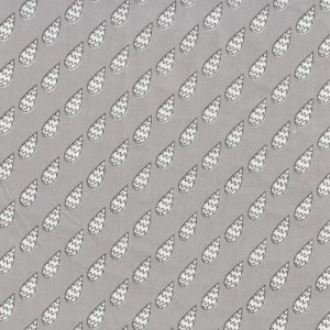 Cloud 9 Fabrics Monsterz Fabric - Static - Gray