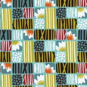 Cloud 9 Fabrics Across the Pond Fabric - Lotus - Sky
