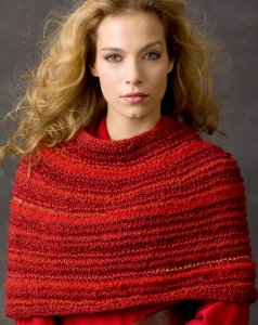 Red Heart Boutique Changes Captivating Cowl Kit - Scarf and Shawls