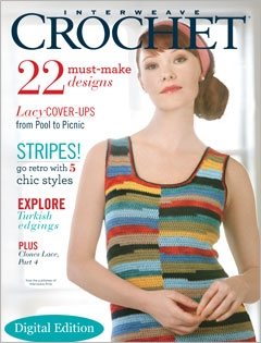 Interweave Crochet Magazine - '12 Summer