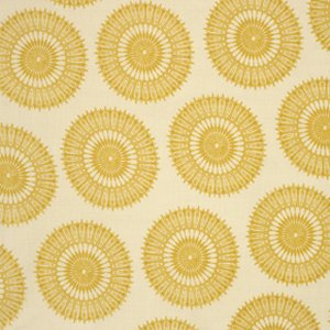 Tina Givens Star Flakes and Glitter Fabric - Stardust - Cream