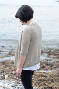 Knitbot Patterns - Contented Cardigan Pattern