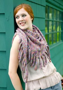 Berroco Boboli Duchess Shawl Kit - Scarf and Shawls