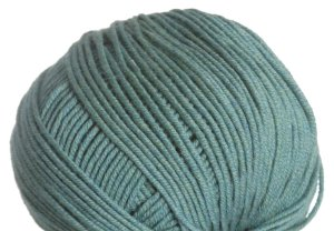 Filatura Di Crosa Zara Yarn - 1627 Teal Heather