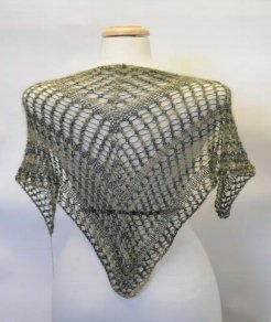 Artyarns Beaded Mohair Shawl Kit - Scarf and Shawls