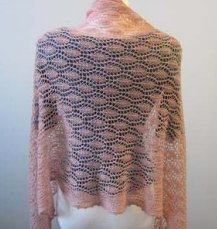 Artyarns Cashmere 1 Ply Lace Shawl  Kit - Scarf and Shawls