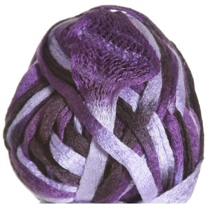 Knitting Fever Flounce Yarn - 30 Lilac, Deep Purple