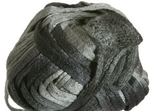 Knitting Fever Flounce Yarn - 31 Silver, Granite