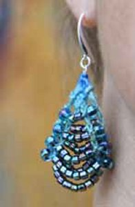 Nelkin Designs Butin Earrings - Maritime