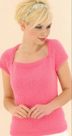 Sublime Extra Fine Merino Wool DK Dottie Kit - Women's Pullovers