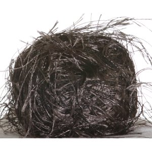 Trendsetter Eyelash Yarn - 1030 Dark Smoke