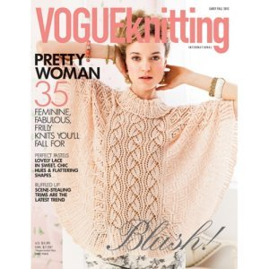 Vogue Knitting International Magazine - '12 Early Fall