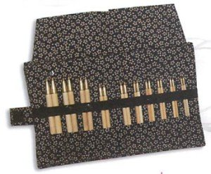 KA Small Switch Exchangeable Circular Needle Set Needles - Cherry Blossom (Discontinued) Needles