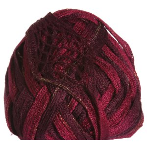 Knitting Fever Tricor Lux Yarn - 32 - Wine, Raspberry