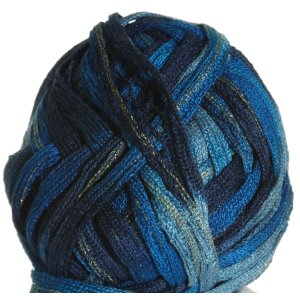 Knitting Fever Tricor Lux Yarn - 34 - Aqua, Teal