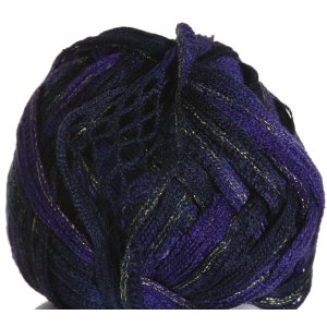 Knitting Fever Tricor Lux Yarn - 35 - Midnight, Violet