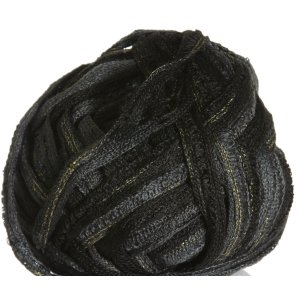 Knitting Fever Tricor Lux Yarn - 36 - Grey, Black