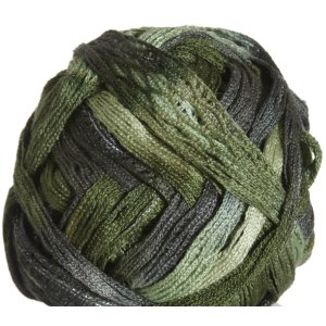 Knitting Fever Tricor Lux Yarn - 61 - Green