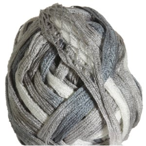 Knitting Fever Tricor Lux Yarn - 62 - Silver, Grey