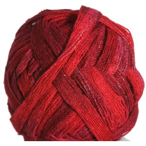 Knitting Fever Tricor Lux Yarn - 63 - Red