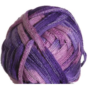 Knitting Fever Tricor Lux Yarn - 65 - Pink, Purple